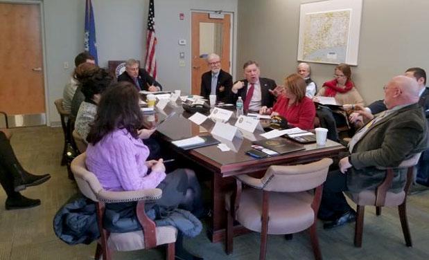 HonorBound joins U.S. Senator Chris Murphy's Veteran Advisory Council