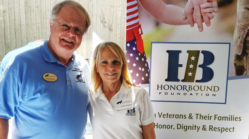 HonorBound Foundation - Raises $25,000
