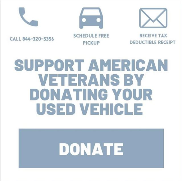 HonorBound Foundation Darien Donate a used vehicle and help a veteran